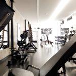 Training mit freien Gewichten im Fitness Vorallgaeu in Vogt 1