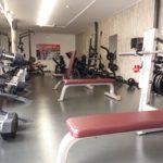 Training mit freien Gewichten im Fitness Vorallgaeu in Vogt 2