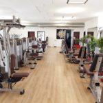 Training an Geräten im Fitness Vorallgaeu in Vogt 1