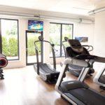 Laufen, Rudern und Radeln im Fitness Vorallgaeu in Vogt 1